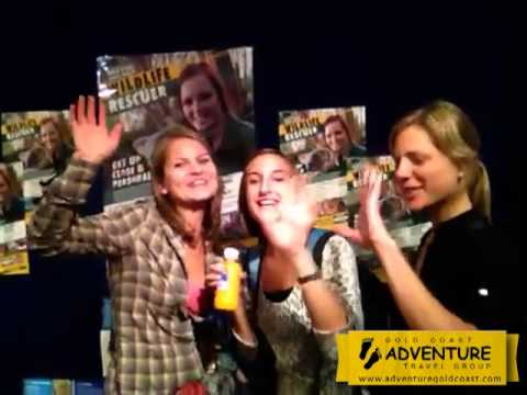Adventure Travel Expo - Gold Coast - 1:56pm Saturday 10th of November 2012