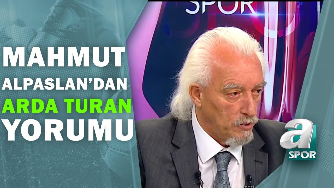 """Mahmut Alpaslan: """"Arda Turan Türk Futbolu İçin Büyük Bir Profil"""" / Transfer Hattı / 09.08.2020"""