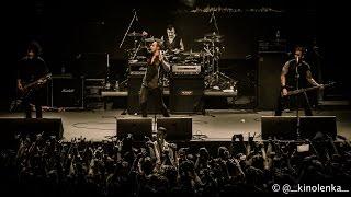 Saint Asonia 11/21/2015 @YotaSpace Moscow