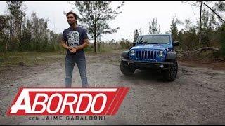 Jeep Wrangler 2016 Prueba A Bordo Full
