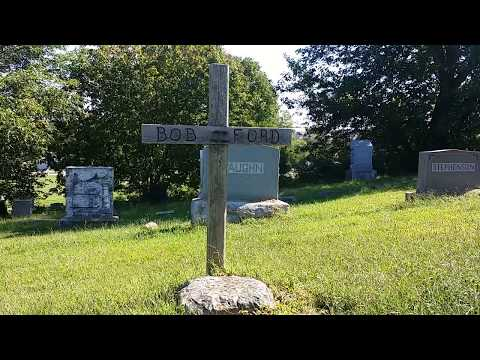Bob Ford's Grave (the man who shot Jesse James)