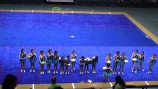 2016年香港普及體操節~天神嘉諾撒學校