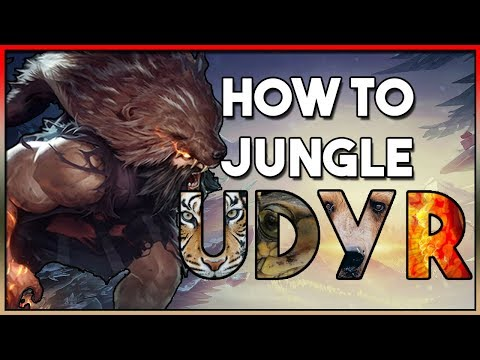 How To Win vs Boosters With Udyr Jungle in Diamond | League Patch 8.12