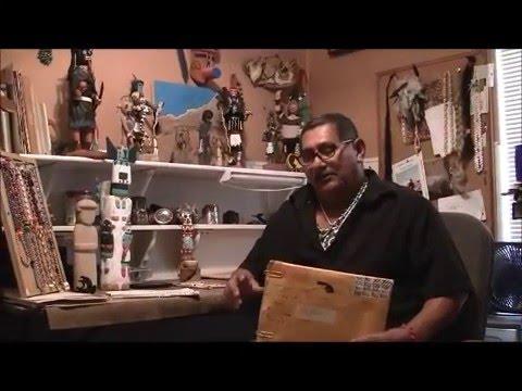 """""""Malava"""" Hopi Artist and Historian pt. 1"""