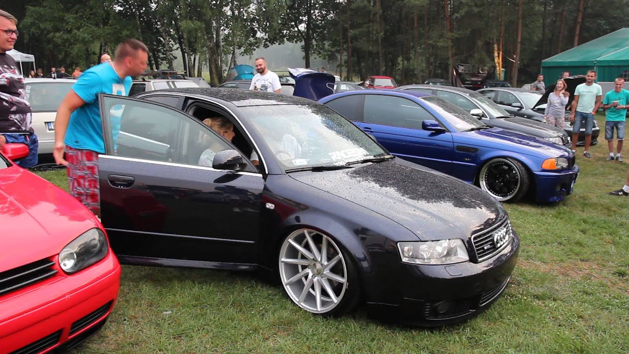 the best of volxzone 2015 air ride test audi a4 b6 youtube. Black Bedroom Furniture Sets. Home Design Ideas