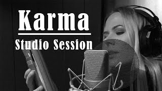 CORZY feat. Sofie Svensson - KARMA (Studio Session)