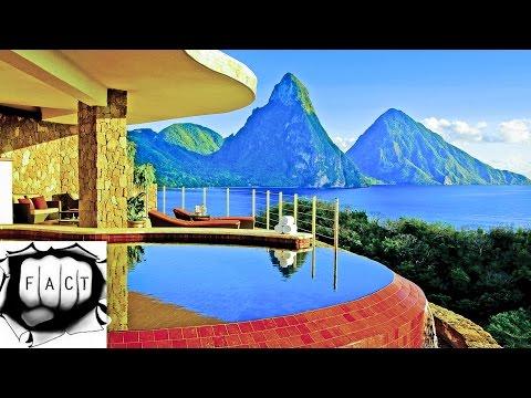 10 Best Island Hotels