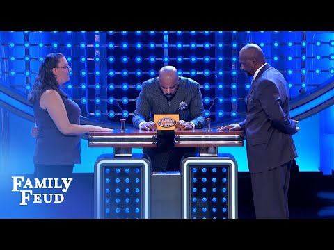 COLD WHAT??? | Family Feud