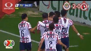 Resumen Guadalajara 2 - 0 Tijuana | Jornada 1 - Clausura 2019 | Televisa Deportes