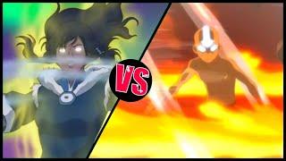 Aang vs Korra ‐ Who would Win(The Last Airbender vs The Legend of Korra)