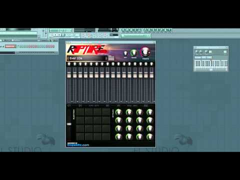 Rupture The Free Drum Virtual Instrument Product Overview