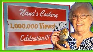 We Hit 1,000,000 Views! 🎉🎉🎉