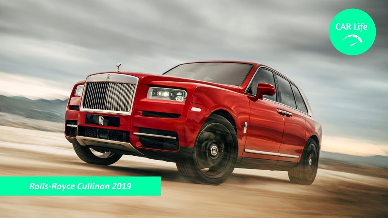 the new rolls royce cullinan suv 2019 youtube rh youtube com