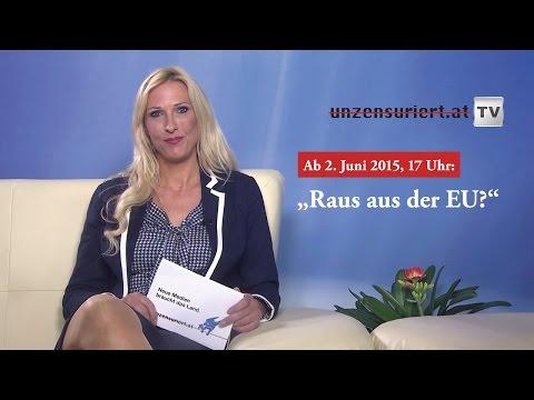 Unzensuriert-TV 2: Raus aus der EU? - Vorschau