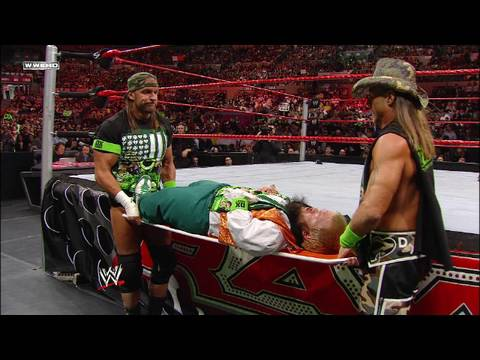 Hornswoggle looks to join DX