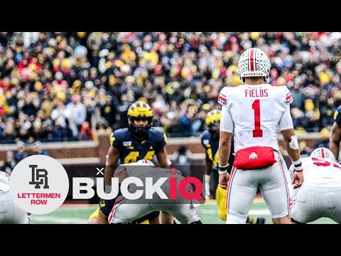 BuckIQ: How Justin Fields shook off injury to deliver magic Heisman moment