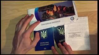 видео Виза в Китай в Харькове