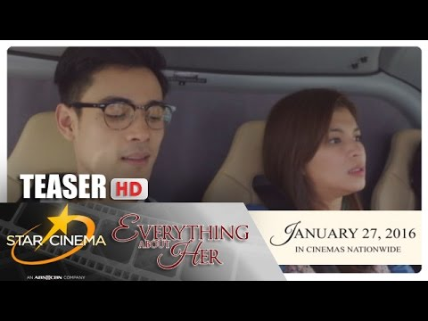Interview | 'Everything About Her' | Angel, Xian, Ms. Vilma | Opening movie event | Star Cinema