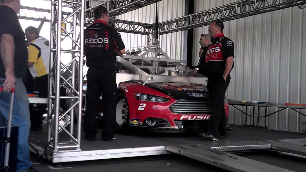 Multiple cars fail pre-race inspection at Pocono Raceway