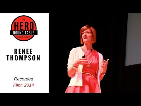 Renee Thompson: Nursing Heroes