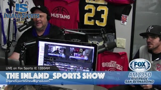 LIVE! The Inland Sports Show on Fox Sports Inland Empire 1350AM (5-21-18)