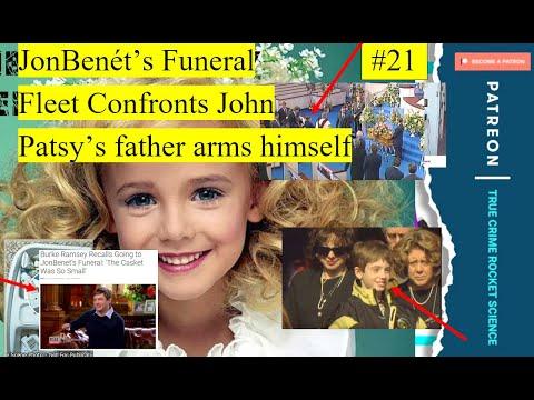 Download JonBenét's Funeral, Fleet Confronts John & Patsy's Father Arms Himself #24yearsagotodayJonBenet