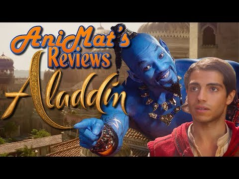 Aladdin (2019) - AniMat's Reviews