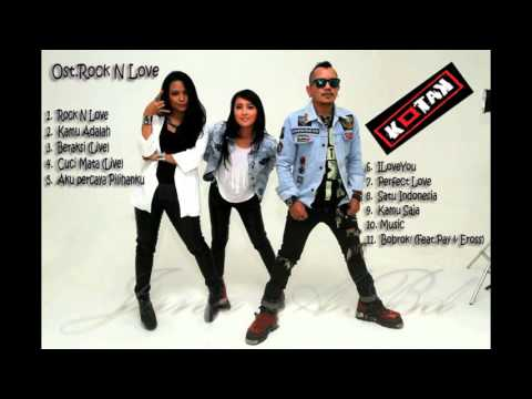 Kotak – Rock N Love FULL ALBUM (Ost.Rock N Love)