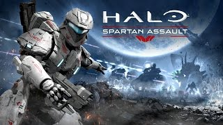 Halo Spartan Assault - Game Movie
