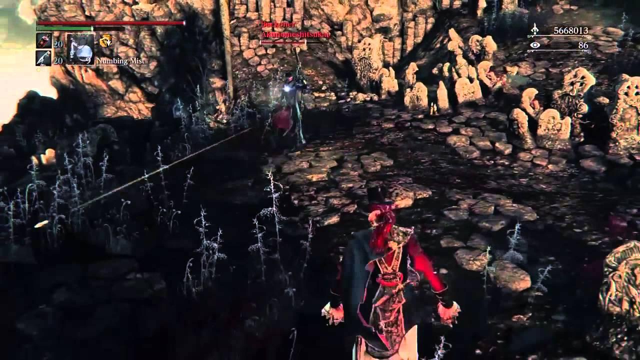 Bloodborne PvP Meta Level - YouTube