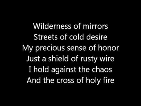 Rush-Double Agent (Lyrics)