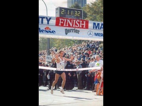 New York City Marathon 1985