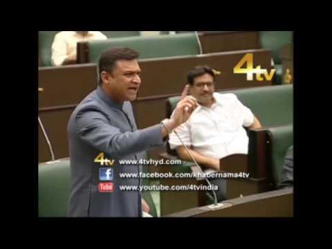 Akbaruddin Owaisi Speech in Assembly 18-01-2017