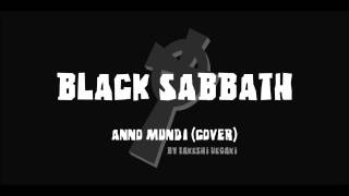 Black Sabbath - Anno Mundi (cover) by Takeshi Uegaki