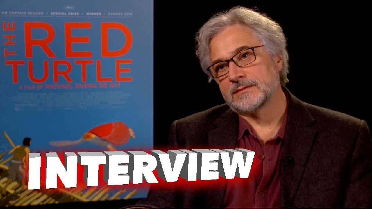 The Red Turtle Exclusive Interview With Michael Dudok De Wit Youtube
