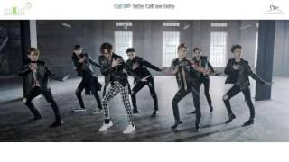 Repeat youtube video [Vietsub+Kara][MV] EXO - CALL ME BABY (Kor ver) [EXO Team]