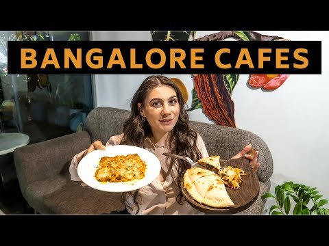 What's Bangalore REALLY like? Cafe hopping with foreigner in India vlog | TRAVEL VLOG IV