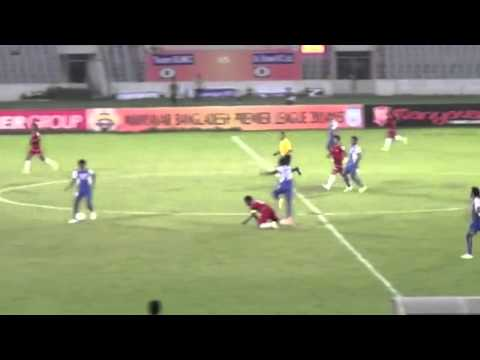 Akeem Priestley 2015 Asian Football Confederation