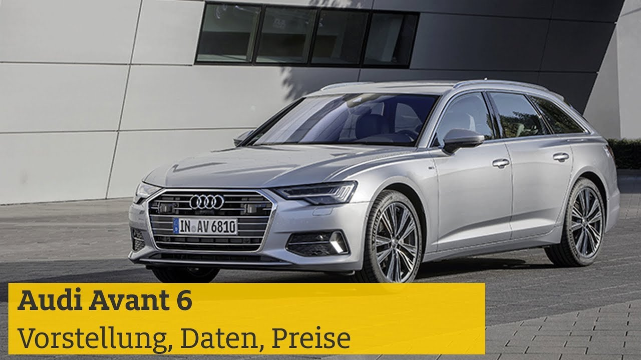 audi a6 avant testfahrt daten motoren preise adac. Black Bedroom Furniture Sets. Home Design Ideas