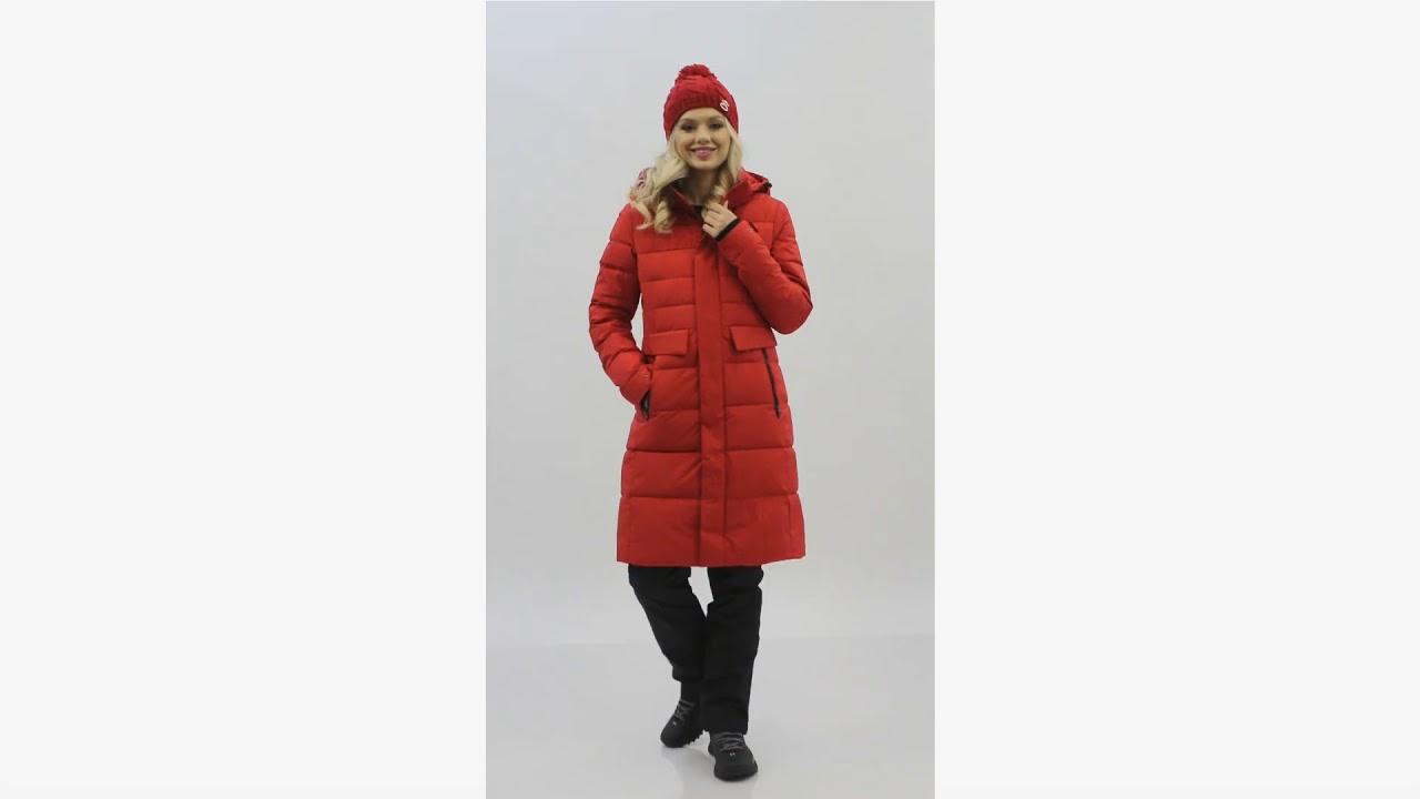 Женский зимний Костюм WHS Красный 7d719a1b57dd3