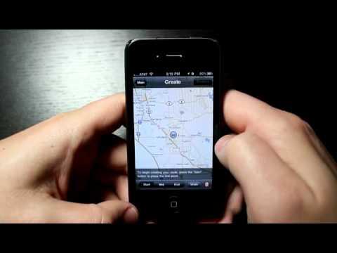 Best Biking Roads iPhone App version 1.5 review
