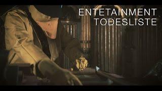 EnteTainment - Todesliste (JMC DISS-Qualifikation) [prod. by MENJU] (offizielles Video)