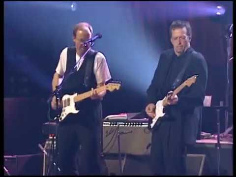 Eric Clapton Layla Madison Square Garden 1999 Youtube