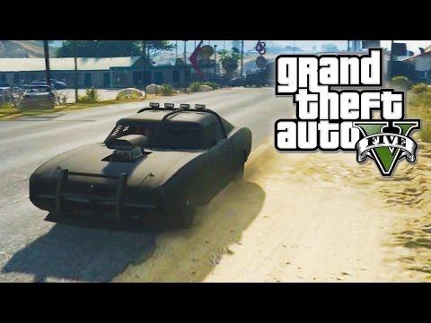 "GTA 5 Secret Cars - ""Duke O' Death"" (Duke of Death) (GTA V)"