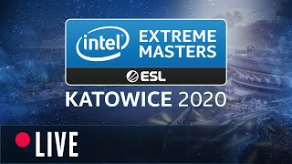 LIVE: G2 Esports vs. mousesports - IEM Katowice 2020 - Group B