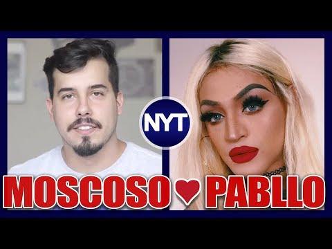 Moscoso vira motivo de CHACOTA por causa do Pabllo Vittar e Afreim é ATACADO por fãs