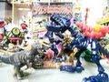 ダークメガほねほねザウルス PART2 「ダークメガトリケラトプス爆誕!」