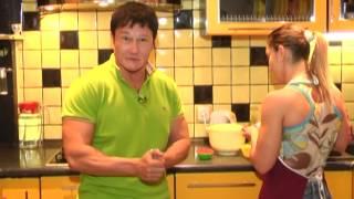 Питание-белковые кексы и белковое мороженое