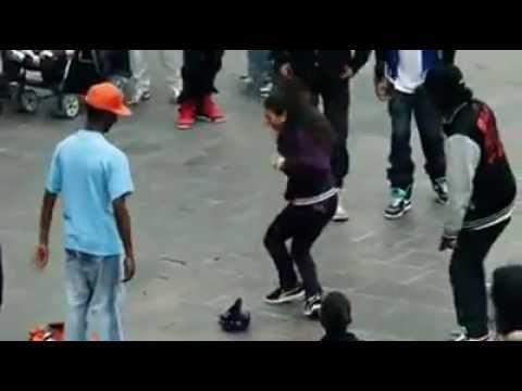 Street dance - LIVE- CHOK
