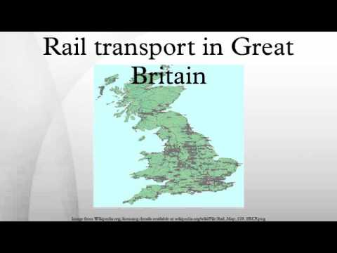 Rail transport in Great Britain
